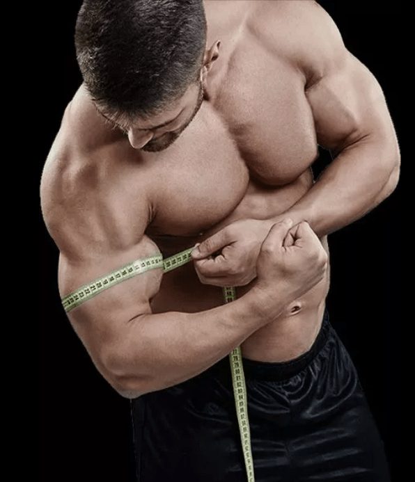 Muscle Bulk with Genf20 plus