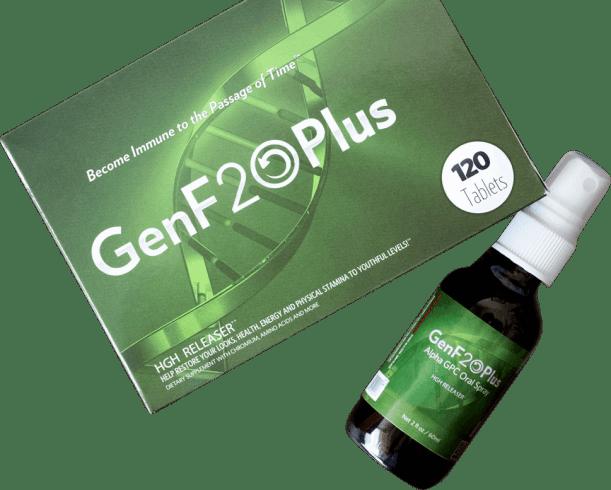 GenF20 Plus HGH Releaser