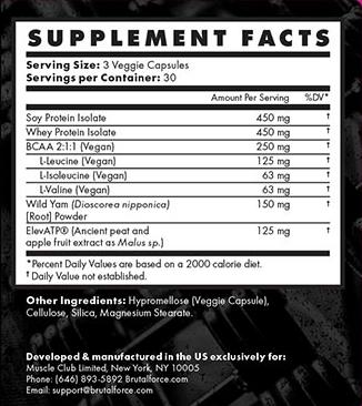 AndaLean Ingredients