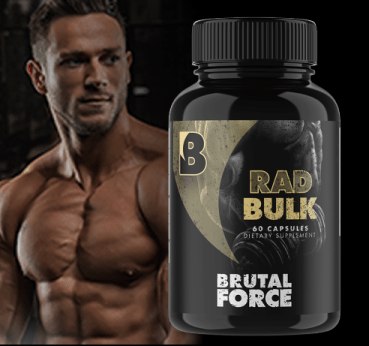 Brutal Force RadBulk RAD 140 Testolone Review