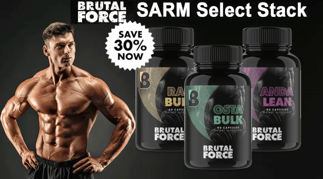 Brutal Force SARM Select PeaceBuildingPortal Review