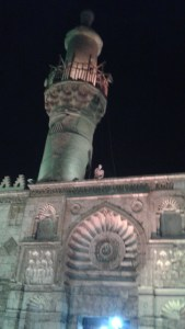 Was this Mamluk mosque called Mohammed Nasr?