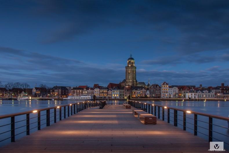 Deventer Skyline aan de IJssel