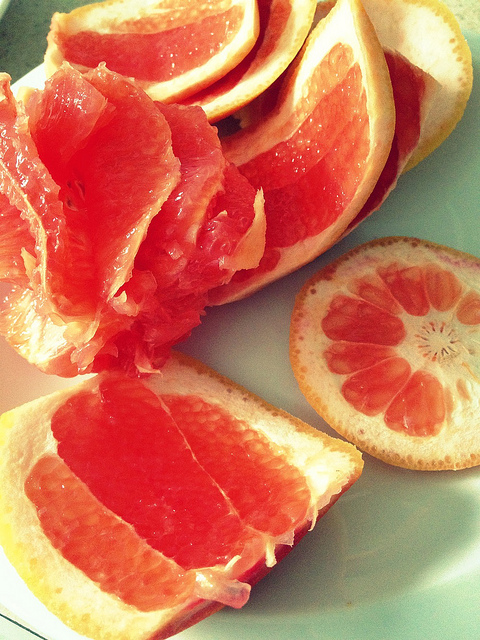 grapefruit is allowed in ph diet