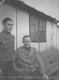 1947-Rudolf-Kroeger-Right-with-friend-at-Russia-Concentration-Camp