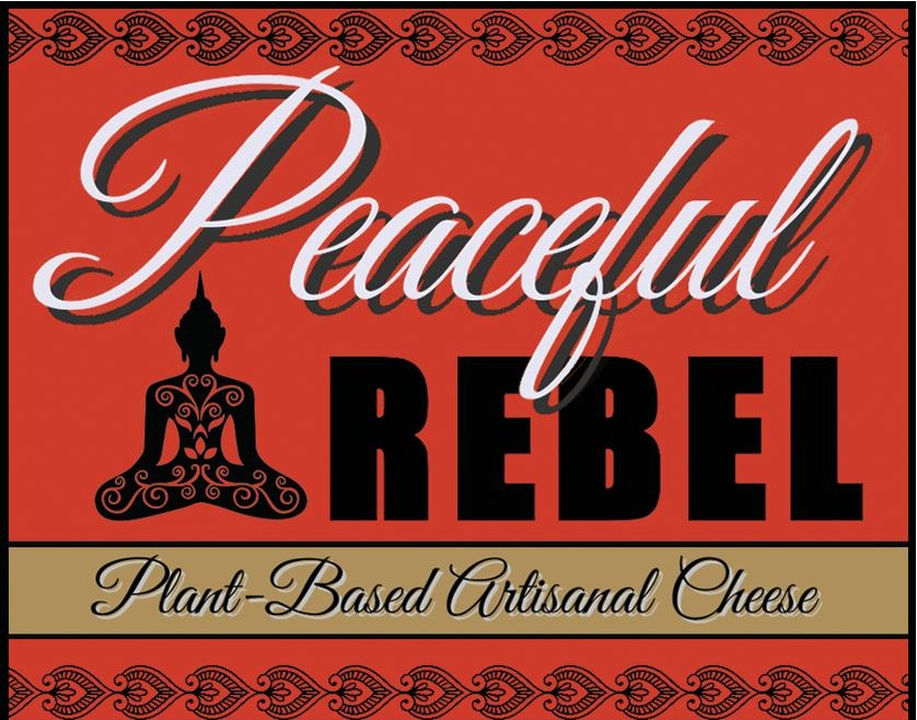 peaceful rebel vegan cheese