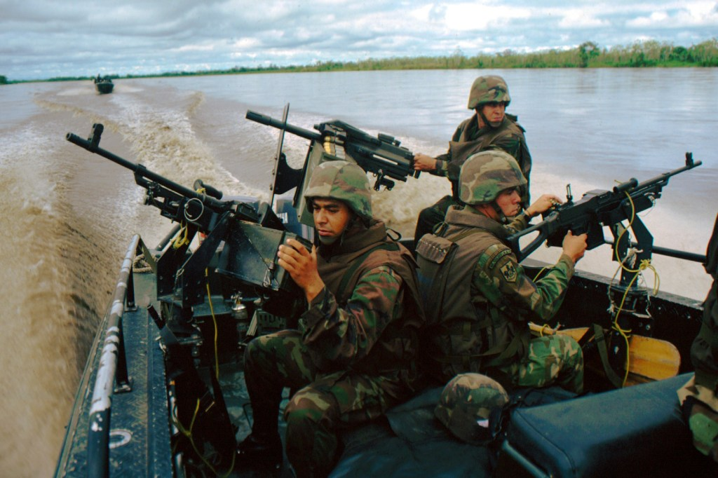 Colombian Marines