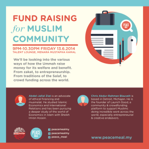 pmm fund raising for muslim community 130614
