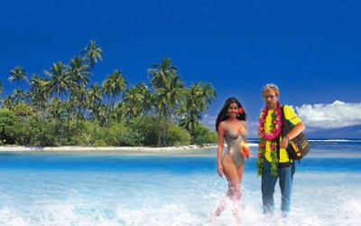 Tahiti-Paradise of the South Pacific