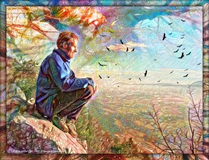 Slowly Dying in Deep Dream