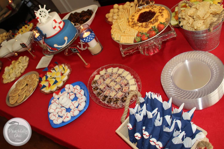 Hispanic Baby Shower Food Ideas