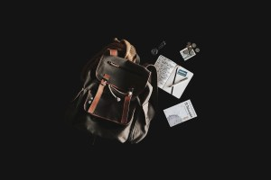 a knapsack and its contents