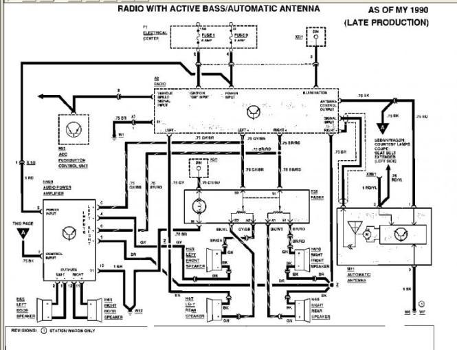 91 mercedes 190e fuse box  mercedes  auto fuse box diagram