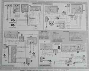 W124 wiring diagrams  PeachParts MercedesBenz Forum