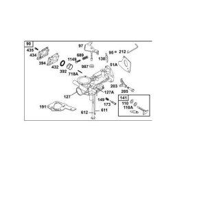 19 5 Hp Briggs And Stratton Parts Diagram Diagrams
