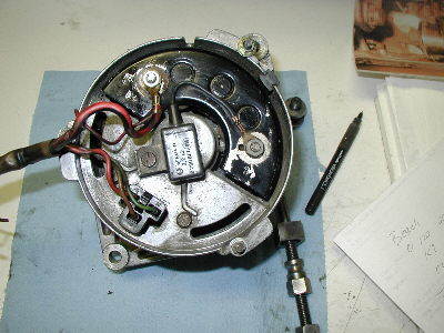 6 cylinder engine generatoralternator conversion