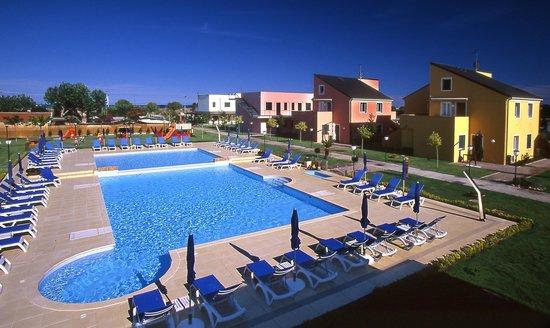 Family hotel Borgomare
