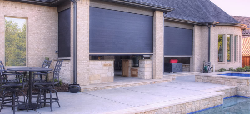chattanooga motorized patio shades