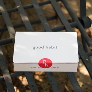 Starting Good Habits with Good Habit Box