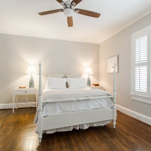 Bedroom Makeover: Beige and Gray