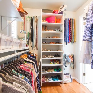 Closet Spring Cleaning: What I Learned from the Konmari Method