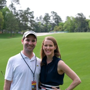 A Day at the Masters