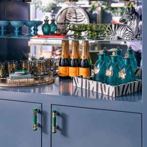 Entertaining Trend: Holiday Decorating with Blue