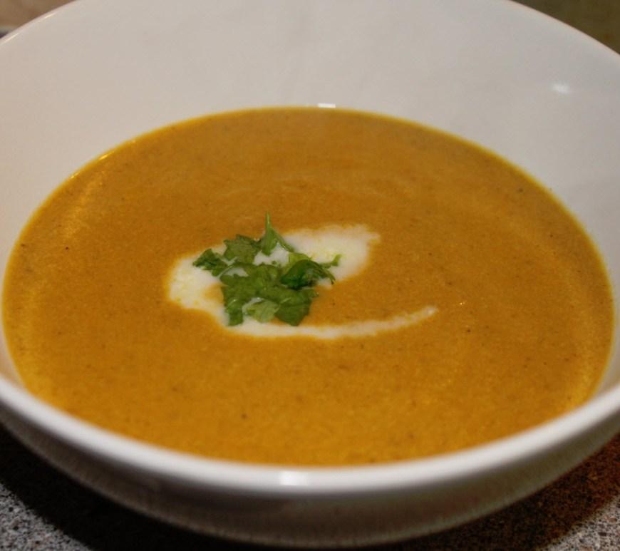 Kumara Soup