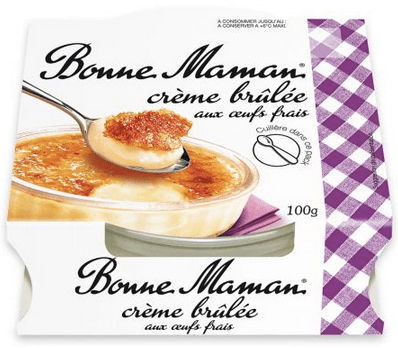Review - Bonne Maman desserts