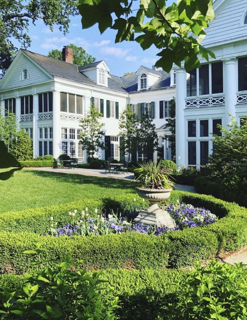 Duke Mansion Gardens by Laurie Durden