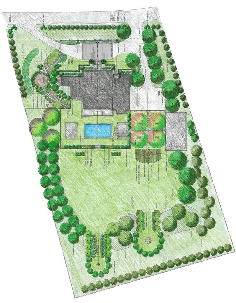 Charlotte Garden Blair Farris Designs