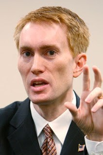 Representative James Lankford (R) from Oklahoma