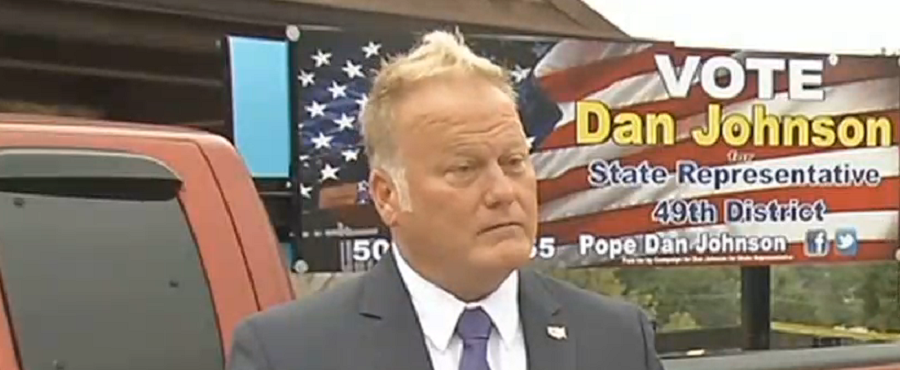 KY House Candidate Dan Johnson Proud Of His Online Racism