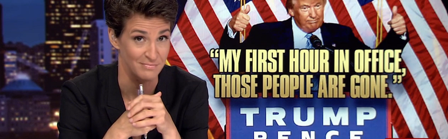Maddow offers a history lesson about Lincoln and xenophobia