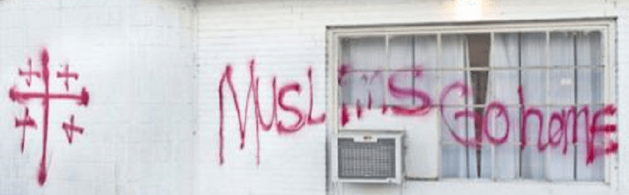 Islam, Islamophobia and hate crimes against Muslims