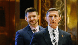 Michael Flynn and Pizzagate