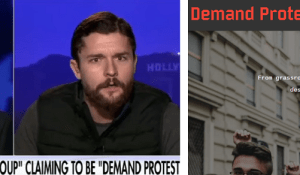 The Demand Protest scam - No, Protesters Aren't Being Paid to Protest at Inauguration