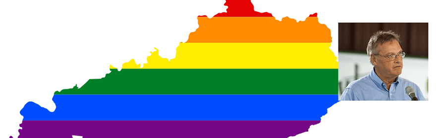 Kentucky Democrat Rick Nelson proposed HB105 and HB 106 - Religious Freedom & Bathroom Bills