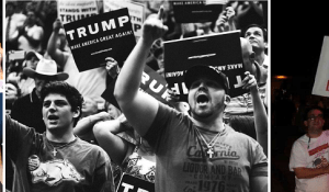 Trump rallies - Take Our Country Back