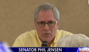 SD: GOP Lawmaker Phil Jensen Compares LGBTQ People to Pedophiles
