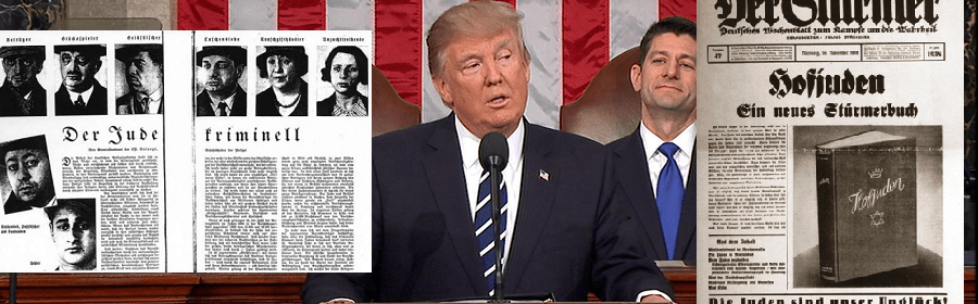 Trump proposes VOICE - program with Nazi roots