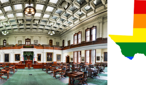 LGBTQ marriage equality in Texas