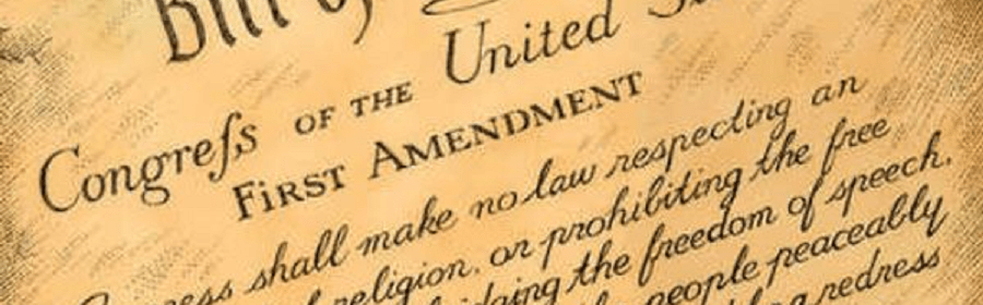First Amendment Establishment Clause