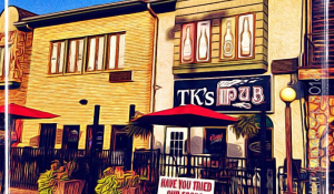 TK's Pub in Louisville Enters the National NFL Protest Conversation