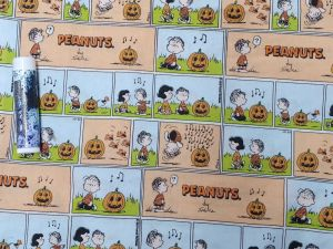 """scenes from Peanuts comic """"It's the Great Pumpkin Charlie Brown"""