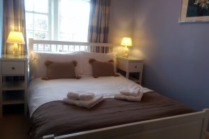 Church Corner Cottage, Youlgrave, Peak District Holiday - Double Bedroom