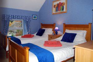 The Nook - Twin bedroom