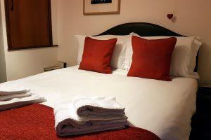 Dove Cottage - Double Bedroom