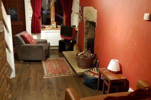 Dove Cottage - Sitting Room