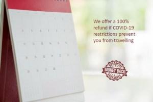 COVID19 Refund Promise - Peak Holidays
